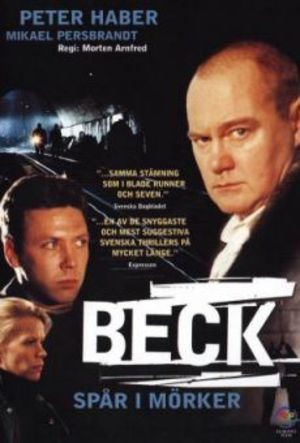 Beck - Spår i mörker poster