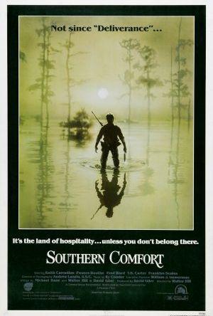 Southern Comfort - Inkräktarna poster
