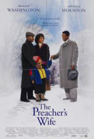Preachers Wife poster