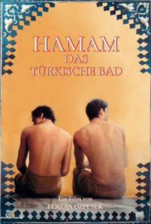 Det turkiska badet poster