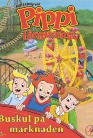 Pippi Långstrump poster