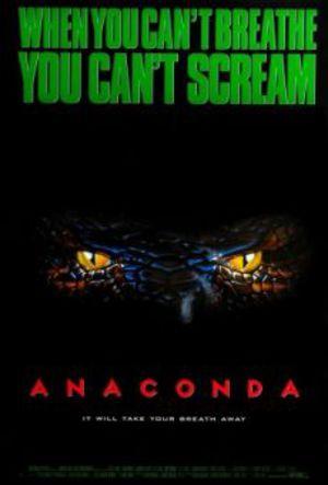 Anakonda poster