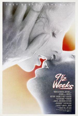 9 1/2 vecka poster