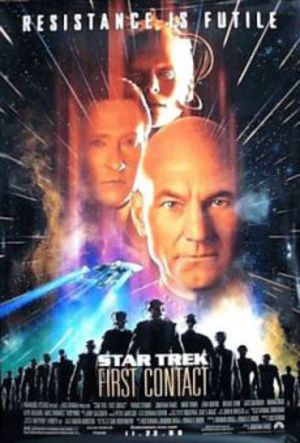 Star Trek VIII: First Contact poster