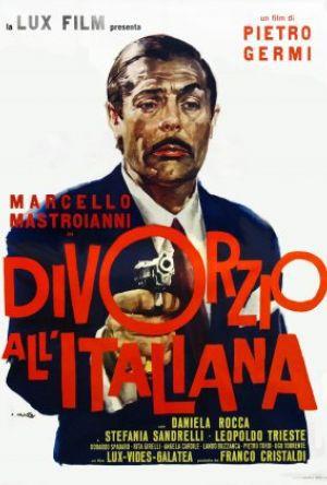 Skilsmässa på italienska poster