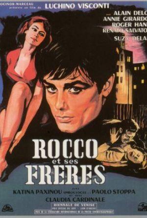 Rocco och hans bröder poster