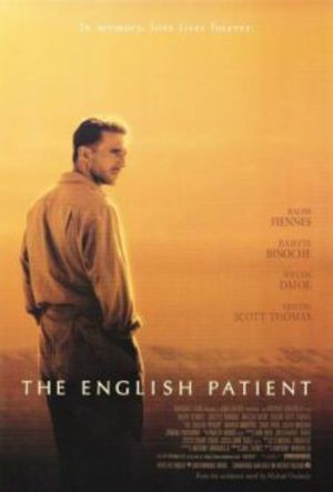 Den engelske patienten poster