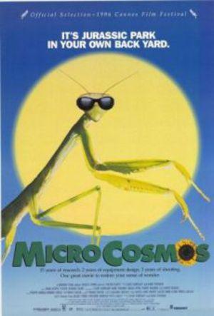 Microcosmos - Den lilla världen poster
