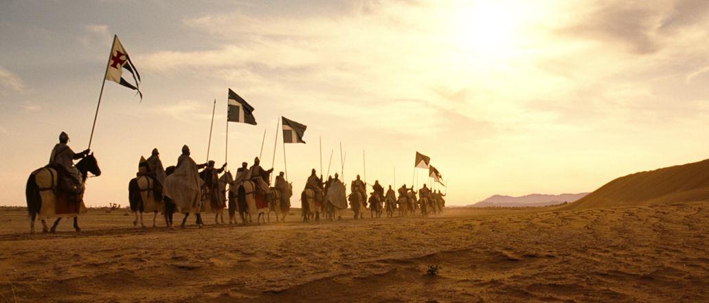 Arn riket vid vagens slut