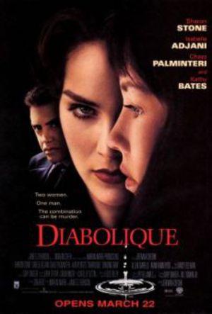 Diabolique - En djävulsk plan poster