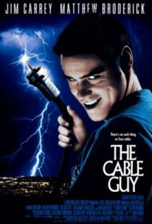 Cable Guy poster