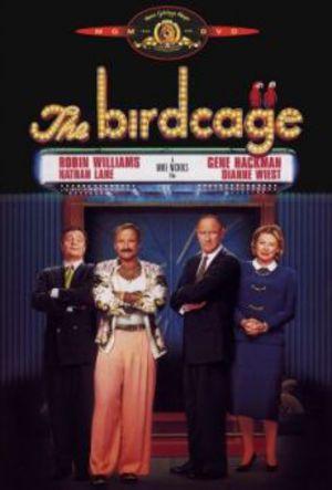 Birdcage - lånta fjädrar poster