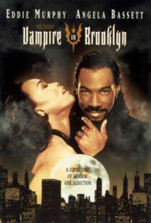 En vampyr i Brooklyn poster