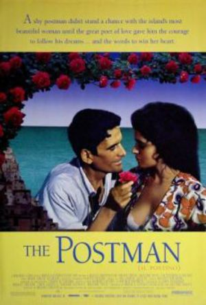Il Postino - Postiljonen poster