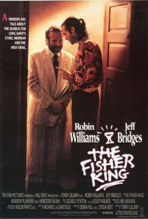 Fisher King poster