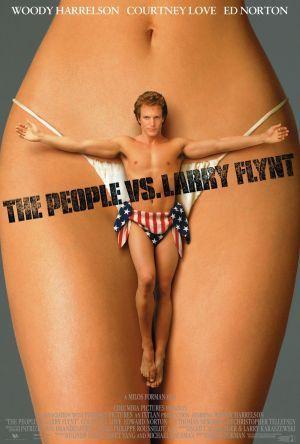 Larry Flynt - skandalernas man poster