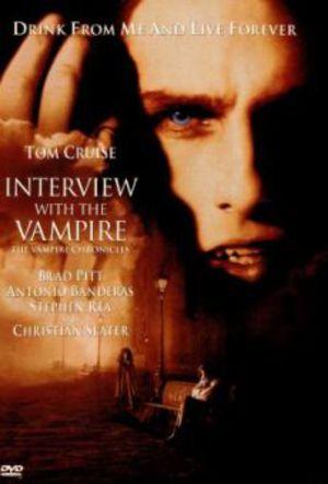 En vampyrs bekännelse poster