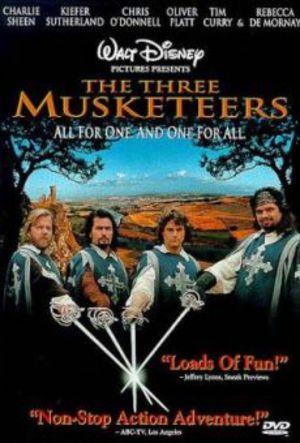 De tre musketörerna poster