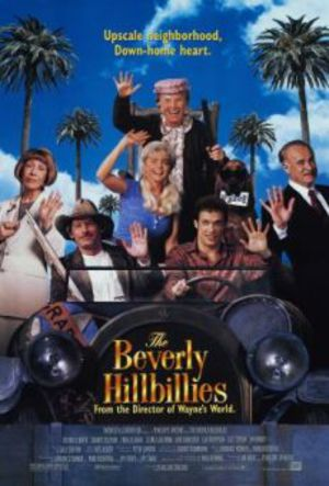 Nyinflyttade i Beverly Hills poster