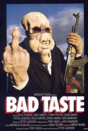 Bad Taste poster