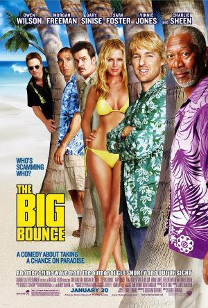 Big Bounce poster