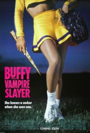 Buffy - Vampyrdödaren poster
