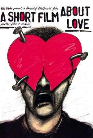 En liten film om kärlek poster
