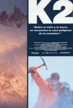 K2 - Den största utmaningen poster