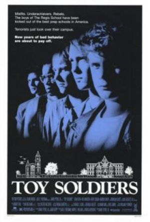 Toy Soldiers poster