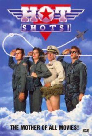 Hot Shots! - Höjdarna! poster