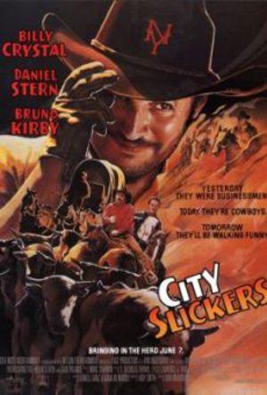 City Slickers - jakten på det försvunna leendet poster