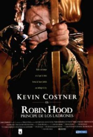 Robin Hood - Prince of Thieves poster