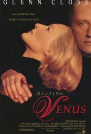 Möte med Venus poster