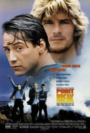 Point Break - Dödens utmanare poster