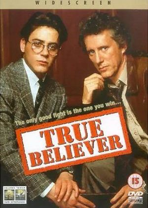 True believer poster