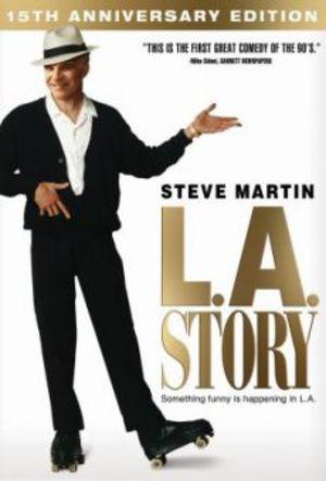 LA Story poster