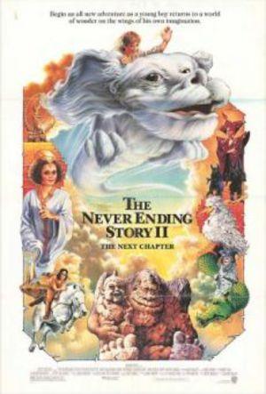 Den oändliga historien II - Ett nytt kapitel poster