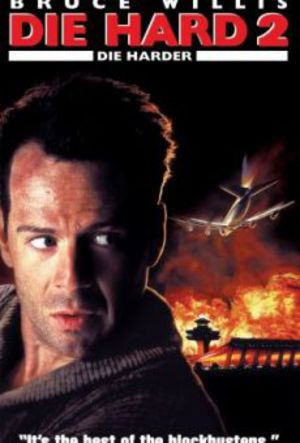 Die Hard 2 - Die Harder poster
