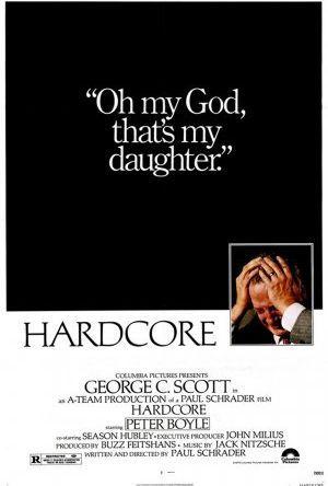 Hardcore - En brutal verklighet poster