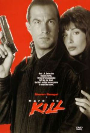 Hard To Kill poster