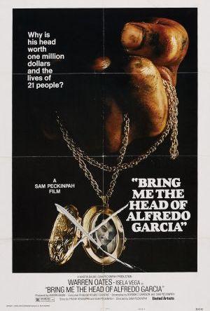 Jakten på Alfredo Garcias huvud poster