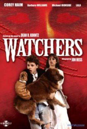 Watchers - Förföljaren poster