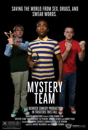 Mystery Team poster