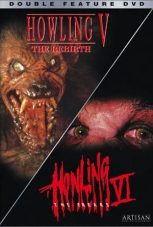 Howling V - The Re-birth poster