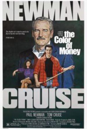 The Color Of Money - Revanschen poster