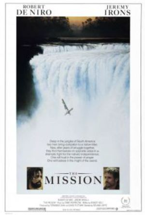 The Mission poster