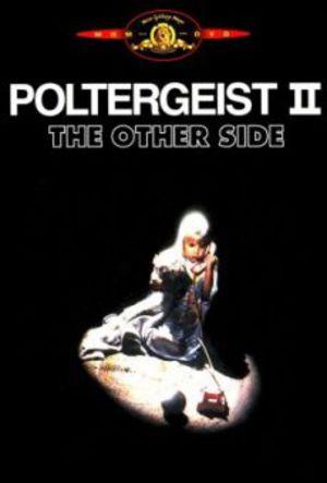 Poltergeist II - Den andra sidan poster