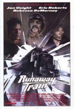 Runaway Train poster