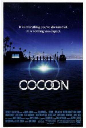 Cocoon - Djupets hemlighet poster