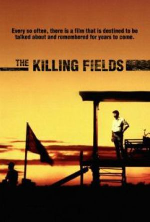 The Killing Fields - Dödens fält poster